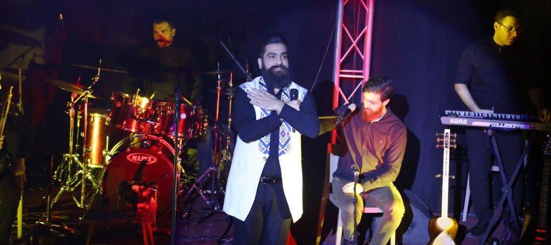 کنسرت علی زندوکیلی اکومال